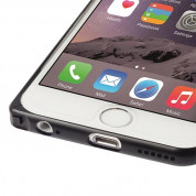 Krusell Sala Aluminum Bumper - алуминиев бъмпер за iPhone 6 Plus (черен) 3