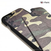 iPaint Camo DC Case for iPhone 6, iPhone 6S 5