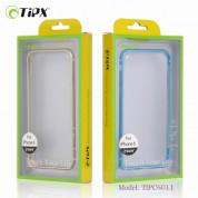 TIPX Aluminum Bumper - алуминиев бъмпер за iPhone 6 Plus (син) 1