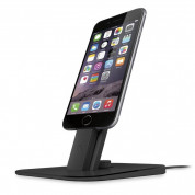 TwelveSouth HiRise Deluxe Desktop stand for iPhone and iPad (black)