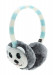 KitSound On-Ear Polar Bear Audio Earmuffs - ушанки с вградени слушалки с 3.5 мм аудио жак за iPhone и мобилни устройства  3