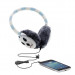 KitSound On-Ear Polar Bear Audio Earmuffs - ушанки с вградени слушалки с 3.5 мм аудио жак за iPhone и мобилни устройства  5