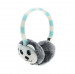 KitSound On-Ear Polar Bear Audio Earmuffs - ушанки с вградени слушалки с 3.5 мм аудио жак за iPhone и мобилни устройства  1