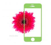 Moshi iVisor Glass - изключително здраво, стъклено защитно покритие за дисплея на iPhone 5, iPhone 5S, iPhone SE, iPhone 5C (зелен) 3