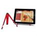 TwelveSouth Compass Stand - алуминиева поставка за iPad и таблети (червен) 4