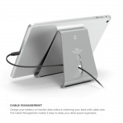 Elago P3 Stand (Silver) for iPad & Tablet PC 6
