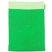 Soft Knitting Wool Skin Cover for Apple iPad (green)