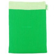 Skin cover - плетен калъф за iPad 4, iPad 3, iPad 2 (зелен)