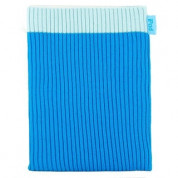 oft Knitting Wool Skin Cover for Apple iPad (blue)