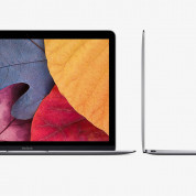Apple MacBook 12 Dual Core Intel Core M 1.2GHz /512GB SSD / 8GB / Intel Graphics 5300 (сребрист) 5