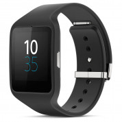 Sony Smartwatch 3 SWR50 - NFC bluetooth тъч часовник за Android смартфони (черен)