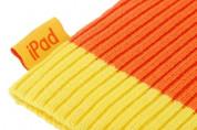 Skin cover - плетен калъф за iPad 4, iPad 3, iPad 2 (оранжев) 4