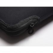 C6 Neoprene Zip Sleeve 12 - неопренов калъф с цип за MacBook 12 и преносими компютри до 12 инча (черен) 1