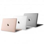 Comma Full Protection - комплект защитни покрития за екрана, пада и корпуса на MacBook 12 (сребрист) 2