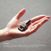 Elago Keyring Splitter for iPhone, iPad, iPod, Galaxy and any portable device with 3.5mm (black) 4