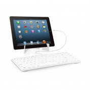 Macally Keyboard - клавиатура и поставка за iPad, iPad mini, iPhone и устройства с Lightning порт 1