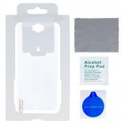 4smarts Second Glass Plus - комплект уред за поставяне и стъклено защитно покритие за дисплея на iPhone 6 Plus, iPhone 6S Plus (прозрачен) 1