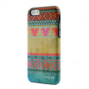 Prodigee Artee Aztec Case - хибриден кейс и покритие за дисплея за iPhone 6, iPhone 6S 2