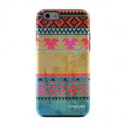 Prodigee Artee Aztec Case - хибриден кейс и покритие за дисплея за iPhone 6, iPhone 6S 1
