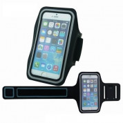 TIPX Armband Case for smartphones with displays from 4.9 to 5.7 inches (black)