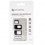 4smarts Universal SIM-Adapter Set