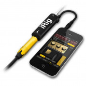 IK Multimedia AmpliTube iRig - адаптер за китари за iOS устройства 1