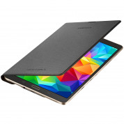 Samsung Simple Cover EF-DT700 - оригинално кожено покритие за Samsung Galaxy Tab S 8.4 (черен) 4