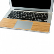 Innerexile Zura Palm Bamboo - защитно покритие от истински бамбук за частта под дланите на MacBook Air 13 (модели от 2010 до 2017 година)
