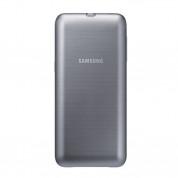 Samsung Power Cover EP-TG928BS - външна батерия (зарежда безжично) и кейс за Samsung Galaxy S6 Edge Plus (сребрист)