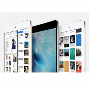 Apple iPad mini 4 Wi-Fi + 4G, 128GB, 7.9 инча, Touch ID (тъмносив) 4