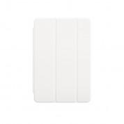 Apple Smart Cover - оригинално полиуретаново покритие за iPad mini 4 (бял)