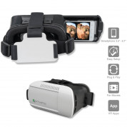 4smarts Spectator PLUS Universal VR Glasses (black-white) 4