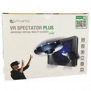 4smarts Spectator PLUS Universal VR Glasses (black-white) 13