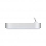 Apple iPhone Lightning Dock - оригинална универсална док станция за iPhone и iPod с Lightning (сребрист) 2