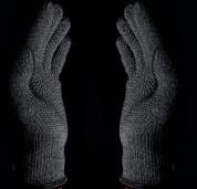 Mujjo Double Layered Touchscreen Gloves Size S - двуслойни качествени зимни ръкавици за тъч екрани (черен) 7