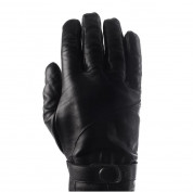 Mujjo Leather Touchscreen Gloves - луксозни кожени ръкавици за тъч екрани (размер 8.5) 4