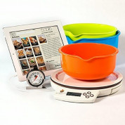 Pure Imagination Perfect Bake Scales for iOS and Android 1