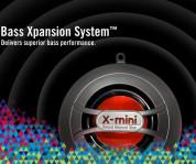 XMI X-mini 3 Bluetooth - безжичен спийкър за мобилни устройства (черен) 2
