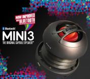 XMI X-mini 3 Bluetooth - безжичен спийкър за мобилни устройства (черен) 1