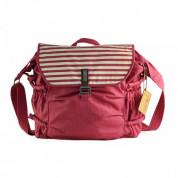 Y.U.M.C Melrose Messenger Bag Cerise - качествена чанта за преносими компютри до 13.3 инча (червен) 1