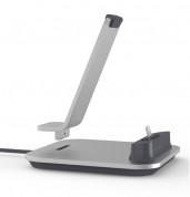 Kanex Lightning Sync & Charge Dock - алуминиева док станция с вграден кабел (зареждане+синхронизация) за iPhone, iPad и iPod с Lightning 3