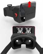Homido Virtual Reality Headset for smartphones (4-6in.) 3