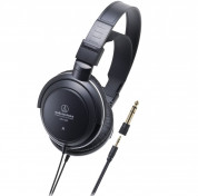 Audio Technica ATH-T200 Closed-Back Dynamic Monitor Headphones