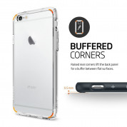 Spigen Ultra Hybrid Case for iPhone 6, iPhone 6S (clear-gold) 3