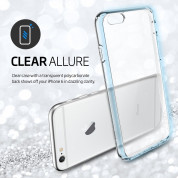 Spigen Ultra Hybrid Case for iPhone 6, iPhone 6S (clear-gold) 2