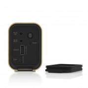 Braven Lux Water Resistant Wireless Speaker - водоустойчив безжичен спийкър, външна батерия и спийкърфон за мобилни устройства (златист) 5