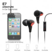 Elago E7 ARMATURE In-Ear Noise-Reducing - дизайнерски слушалки за iPhone  2