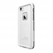 LifeProof Fre Touch ID - ударо и водоустойчив кейс за iPhone 6S Plus, iPhone 6 Plus (бял) 2