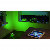 Philips Hue Iris - A stylish lamp that sits on your desk 3