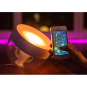 Philips Hue Iris - A stylish lamp that sits on your desk 1